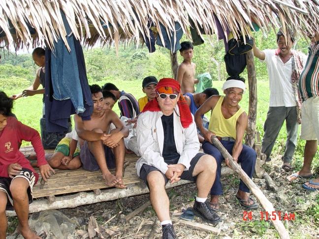 EVAN ILIADIS-INFO. PHILIPPINES YEARS